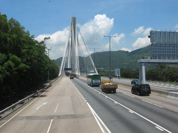Мост Гонконг