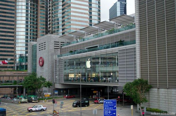 Гонконг_магазин