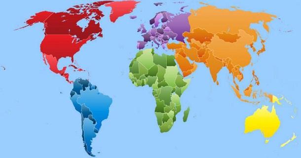 станы и континенты