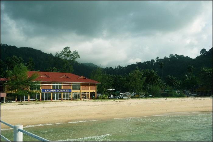 Саланг комплекс