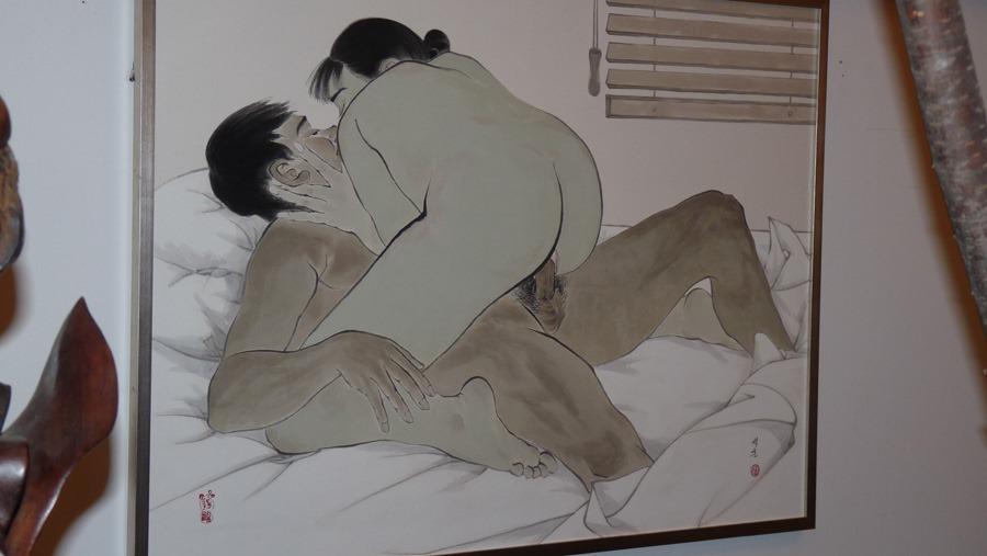 какое широкое поле деятельности открылось перед корейскими художниками
