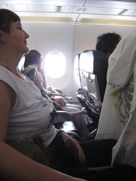 в самолете_тайгеры