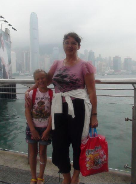 Хмурый Гонконг