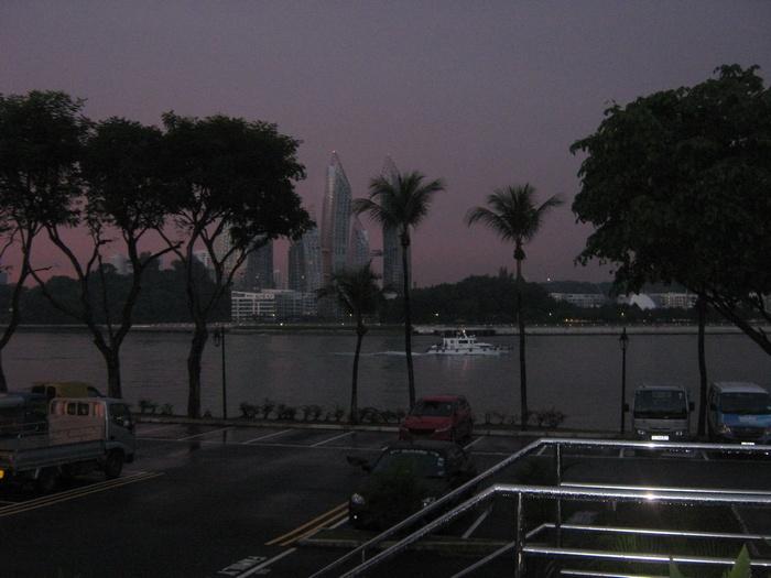сумеречный Сингапур