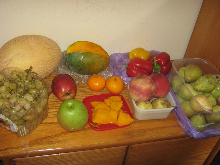 наш манго в Израиле