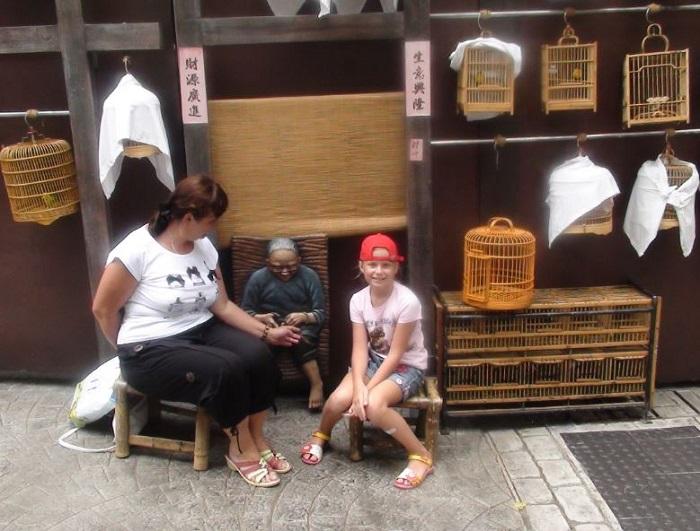 старый Гонконг