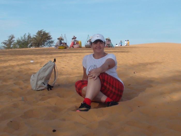 Красные дюны 4
