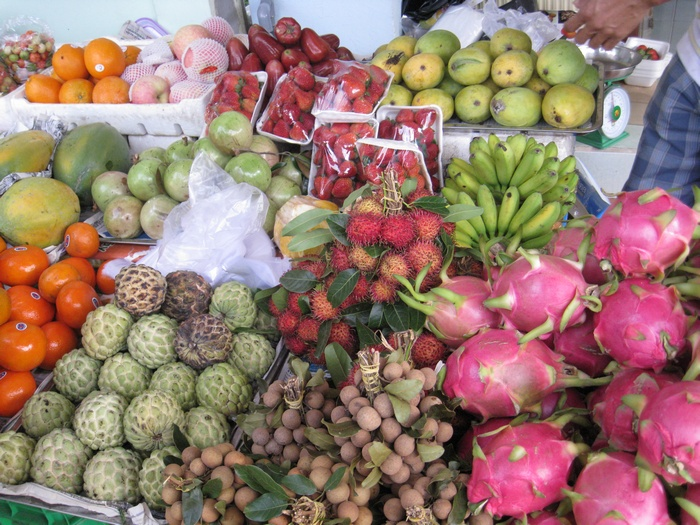 Муй Не фрукты6