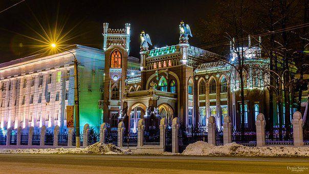 Киров_зима