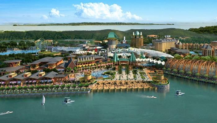 2 Resorts World Sentosa