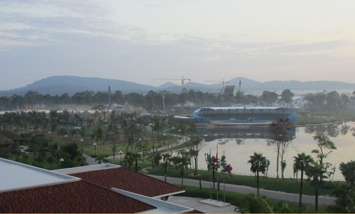 Оеаанариум и аквапарк