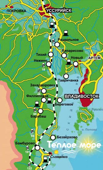 карта ТП