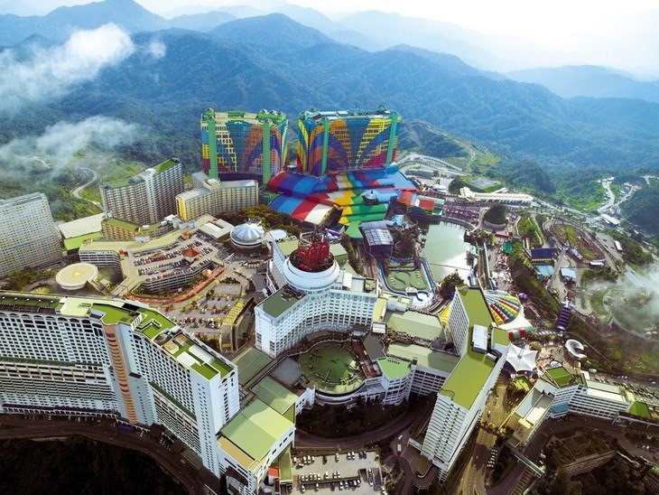 coin casino genting