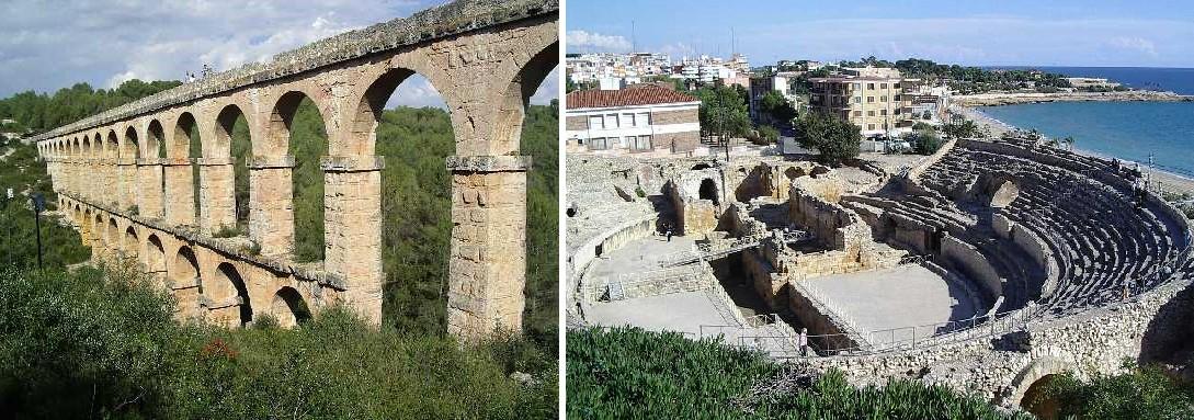 Aqueduc&Amphitheater