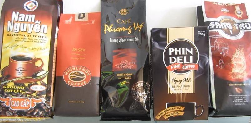 кофейные бренды Вьетнама