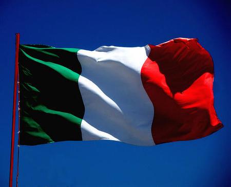 флг Италии