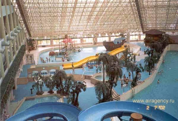 аквапарк_Харбин