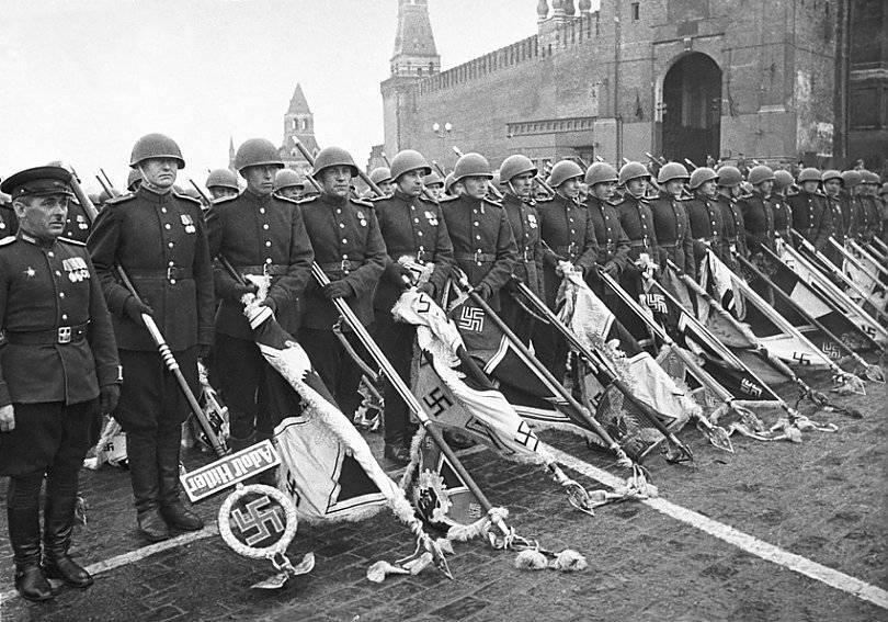 parad 1945
