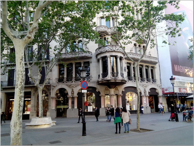 5. Семь дней в весенней Барселоне. Прогулки по городу_007