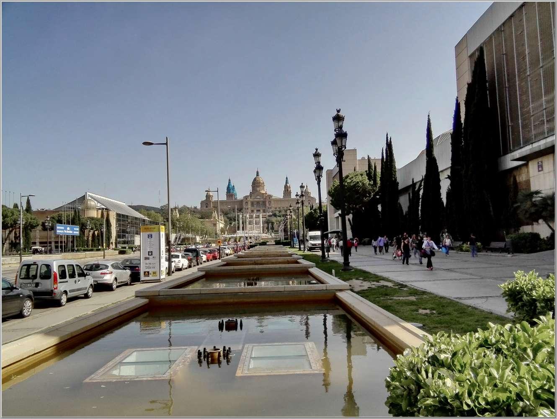 5. Семь дней в весенней Барселоне. Прогулки по городу_015