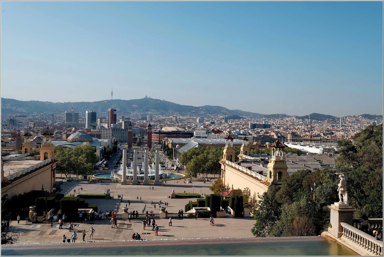 5. Семь дней в весенней Барселоне. Прогулки по городу_019