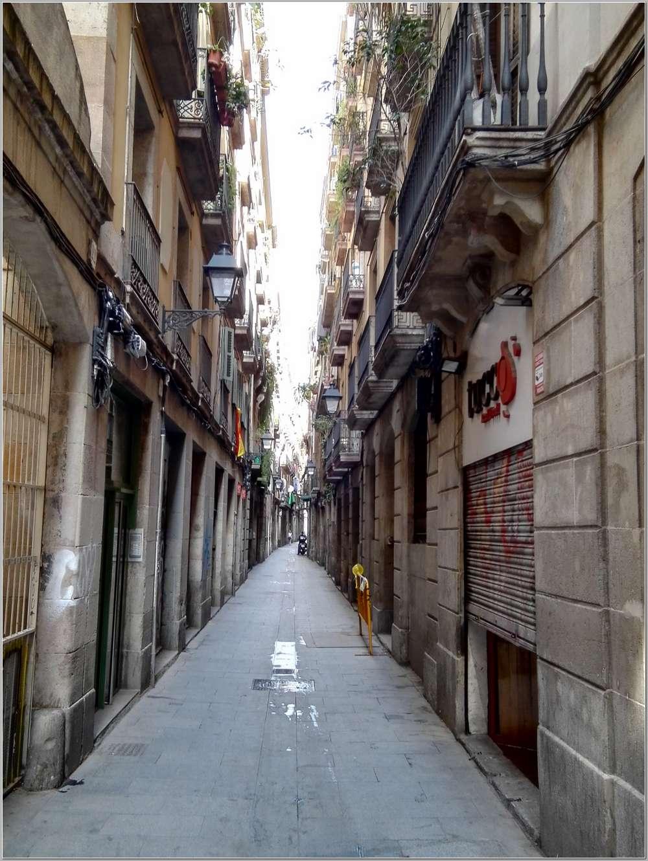 5. Семь дней в весенней Барселоне. Прогулки по городу_025