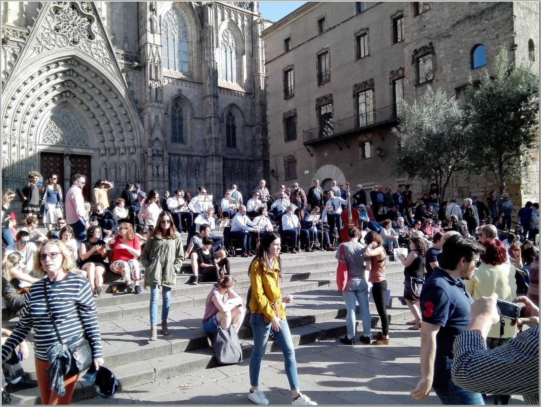 5. Семь дней в весенней Барселоне. Прогулки по городу_029