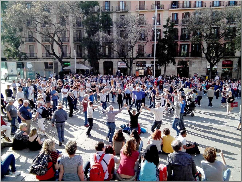 5. Семь дней в весенней Барселоне. Прогулки по городу_030