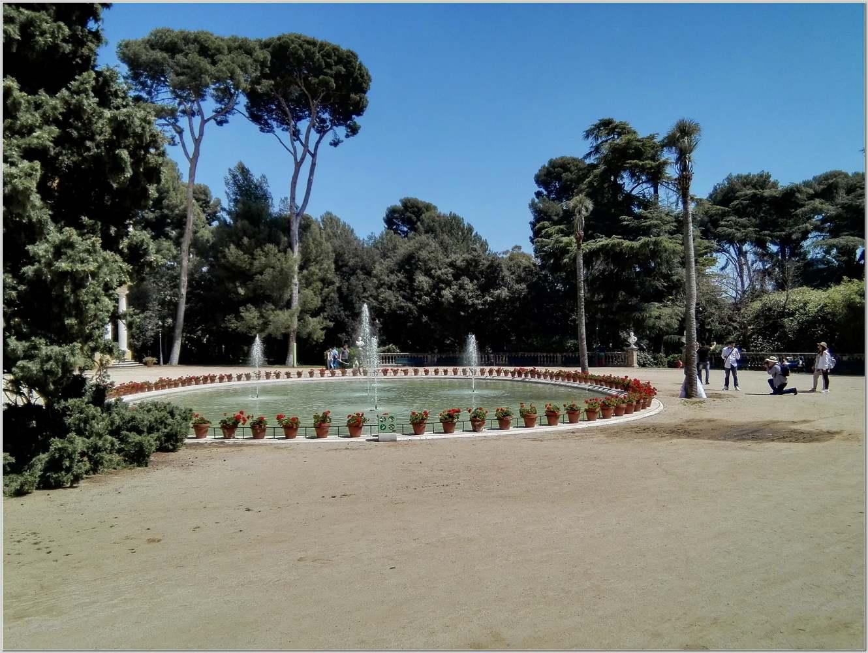 6. Семь дней в Барселоне. Королевский дворец__007