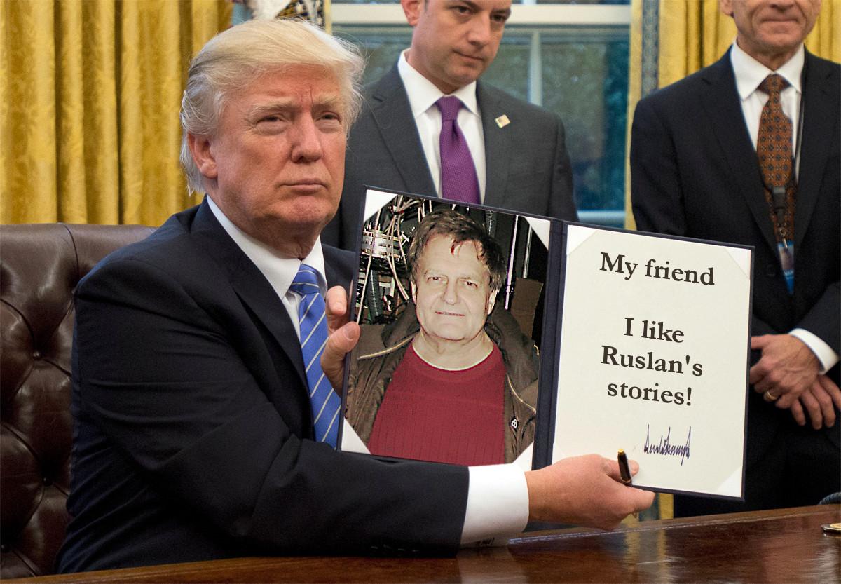 Tramp-Ruslan