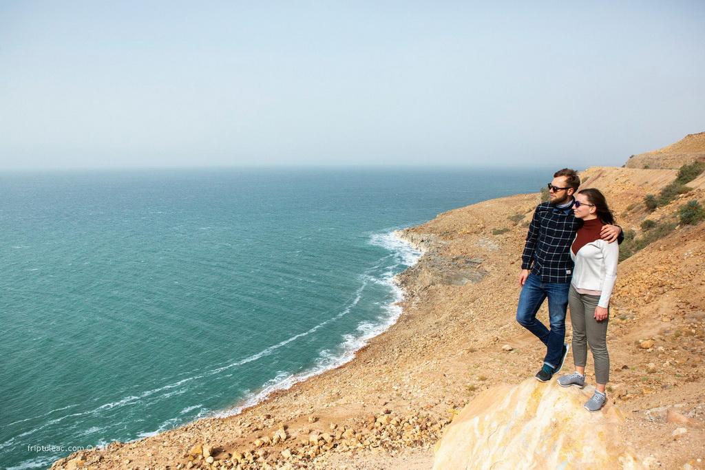 dead sea in Jordan.-7136