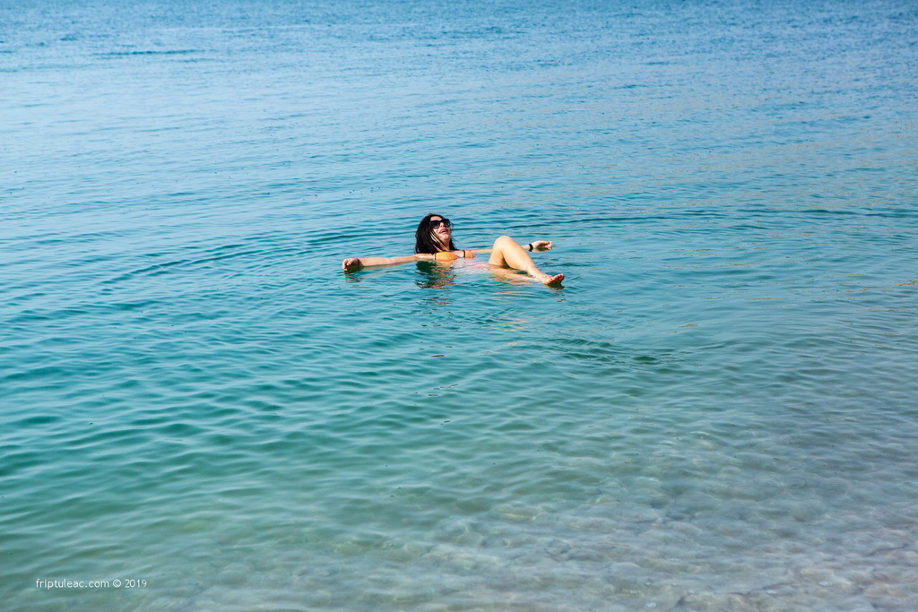 dead sea in Jordan.-7239