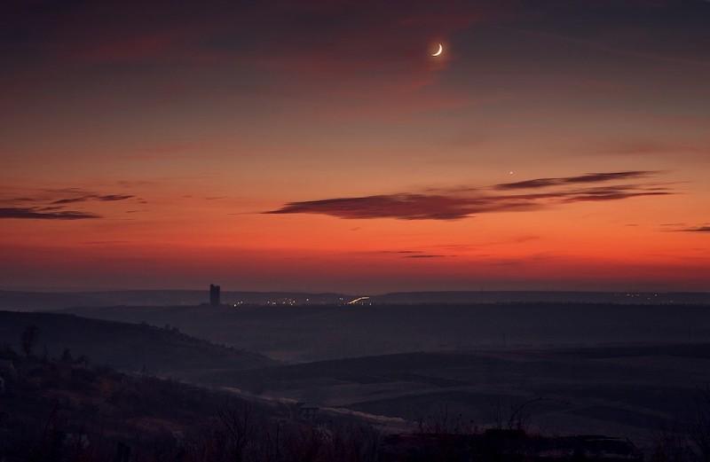 Пейзажи Молдовы от Александру Поповски 1