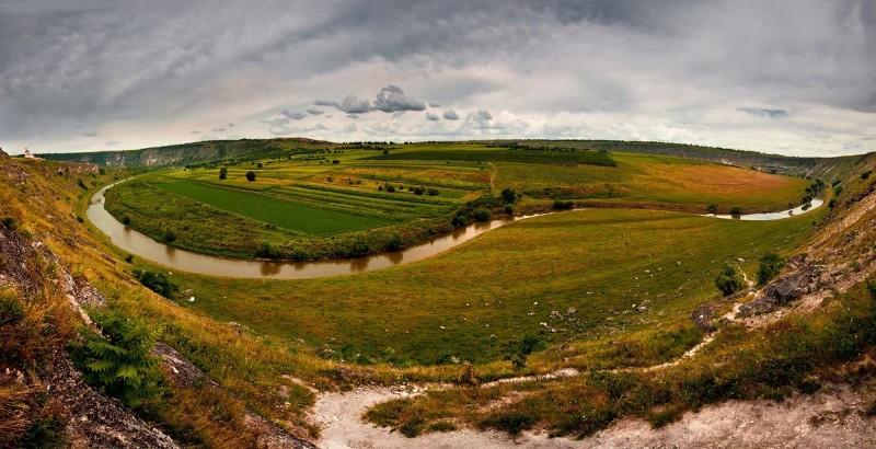 Пейзажи Молдовы от Александру Поповски 4