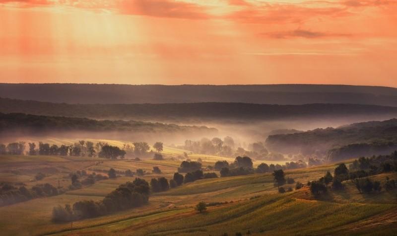 Пейзажи Молдовы от Александру Поповски 8