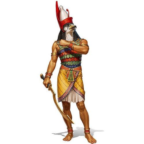 Главные боги Египта