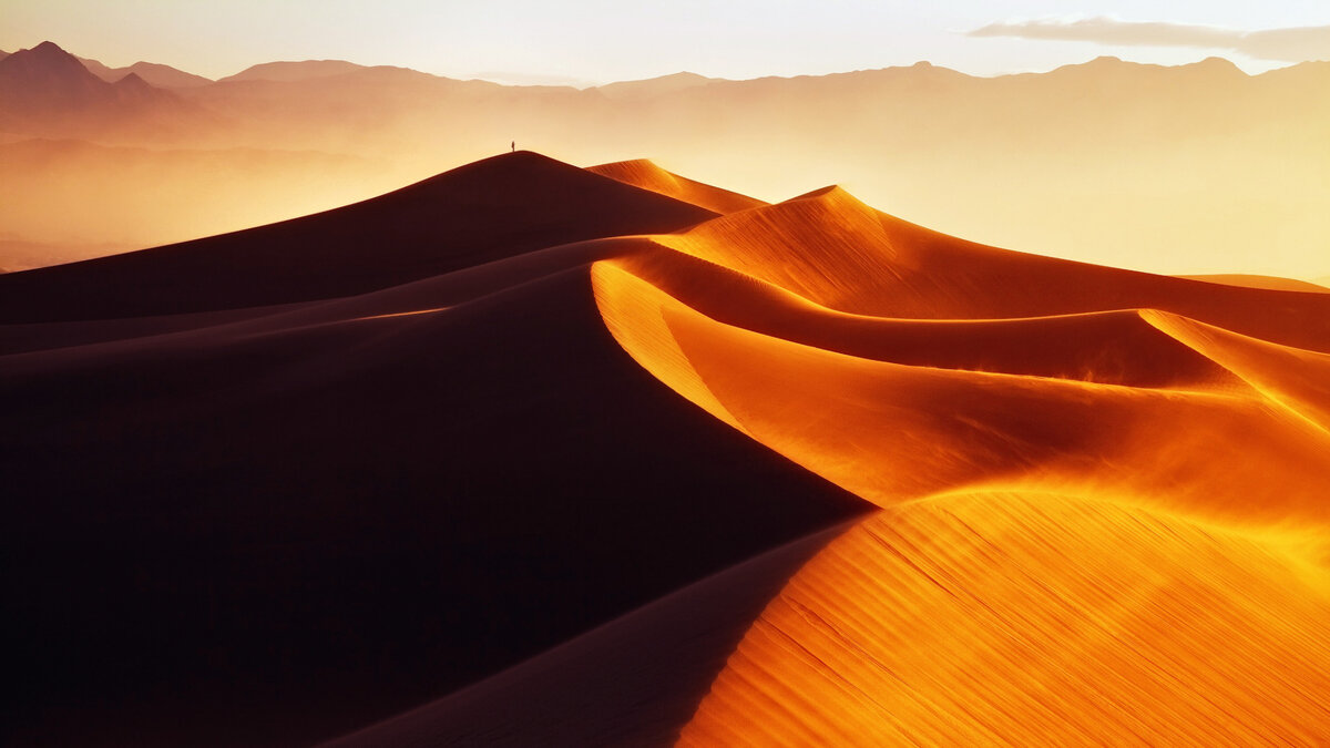 Невероятные факты о пустыне Сахара