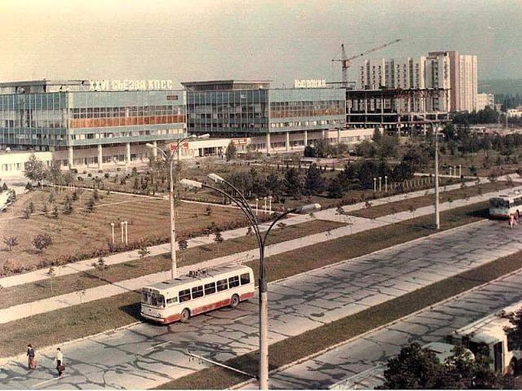 Завод Мезон 80-е годы.